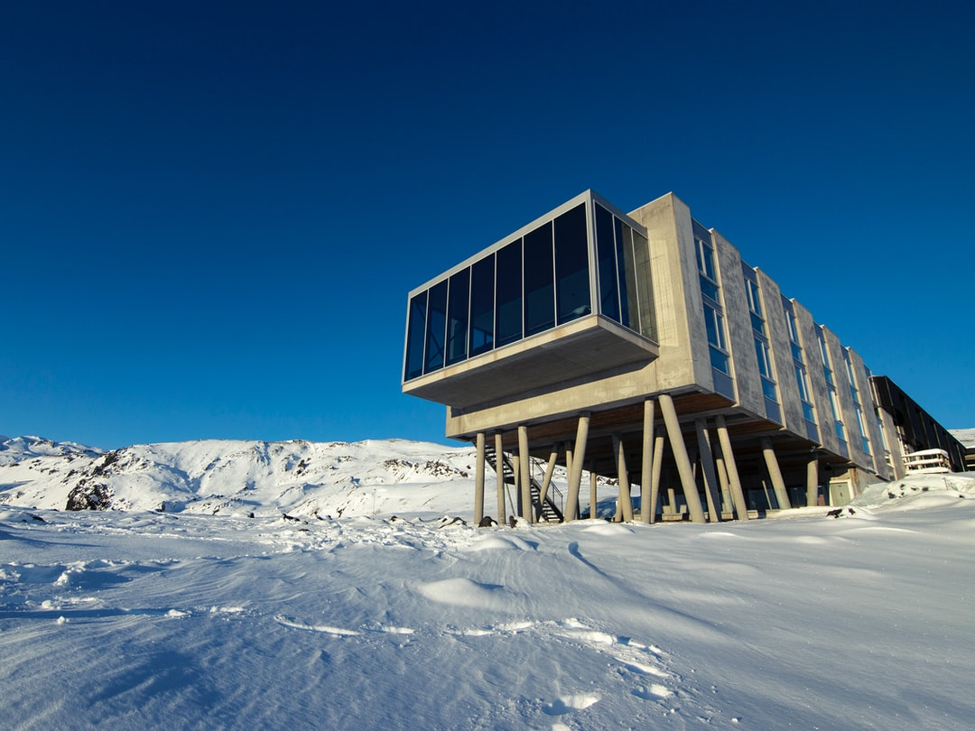 Ion Adventure Hotel in Iceland