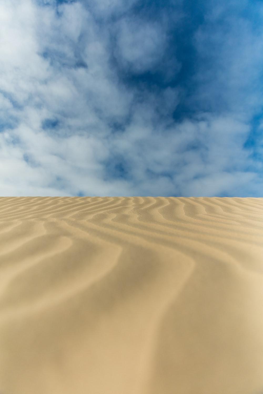 desert terrain during daytime