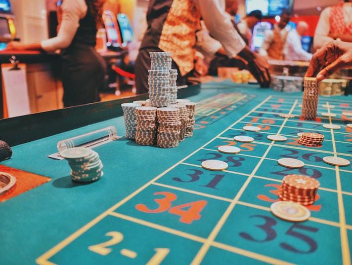 Kinshasa, Grand Hotel, Casino