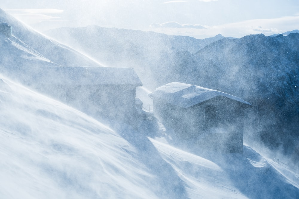 Snow Blizzard Pictures Download Free Images On Unsplash