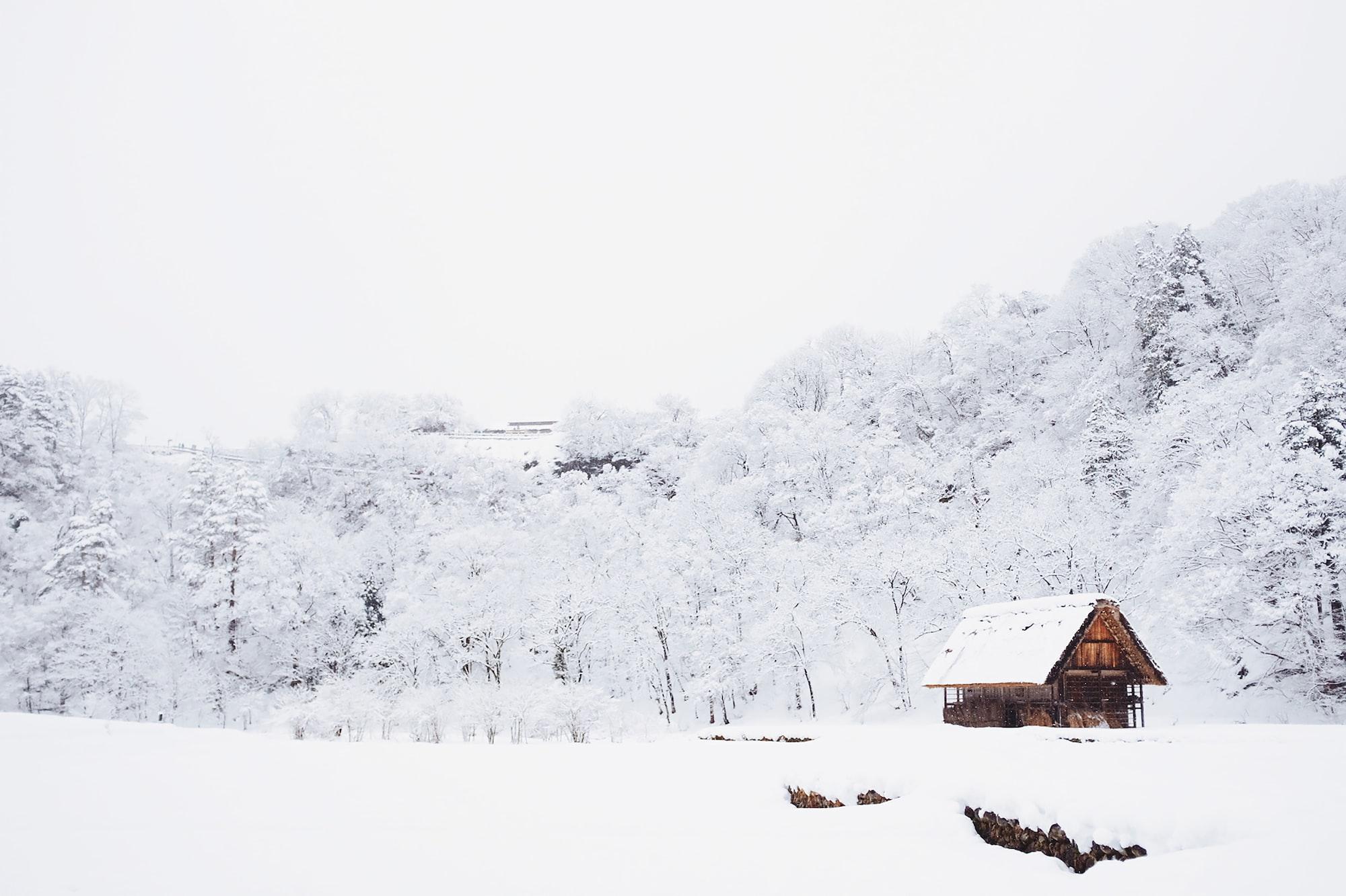 """Kobayashi Issa, """"[the snow is melting]"""""""