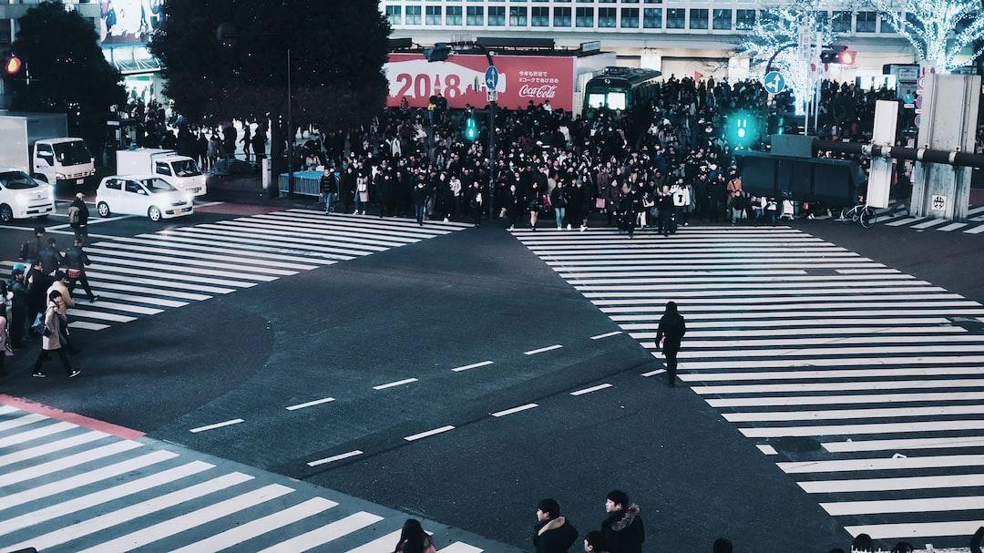 Solo Scramble, Shibuya