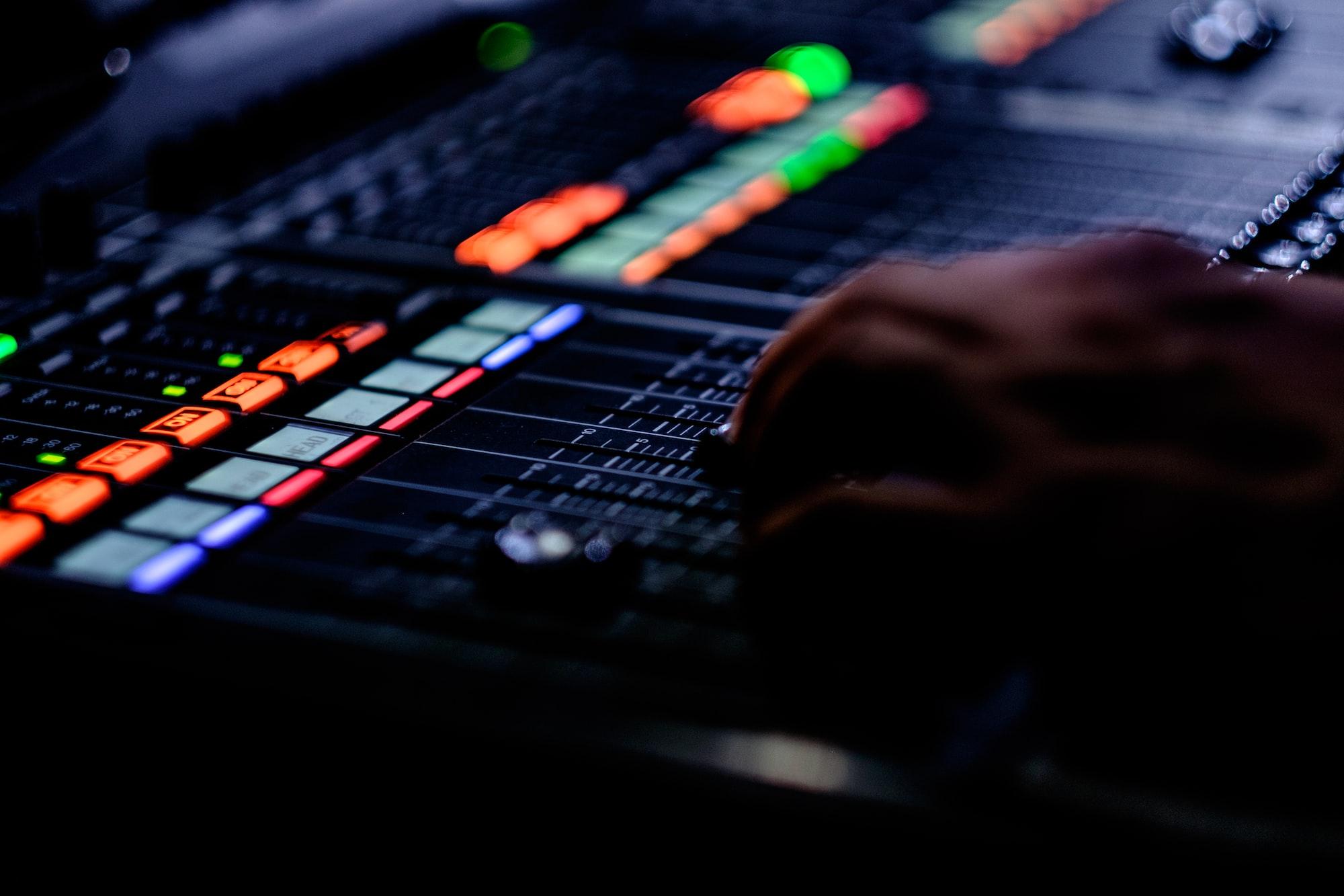 Music Tech Conferences - Q3/Q4 2021