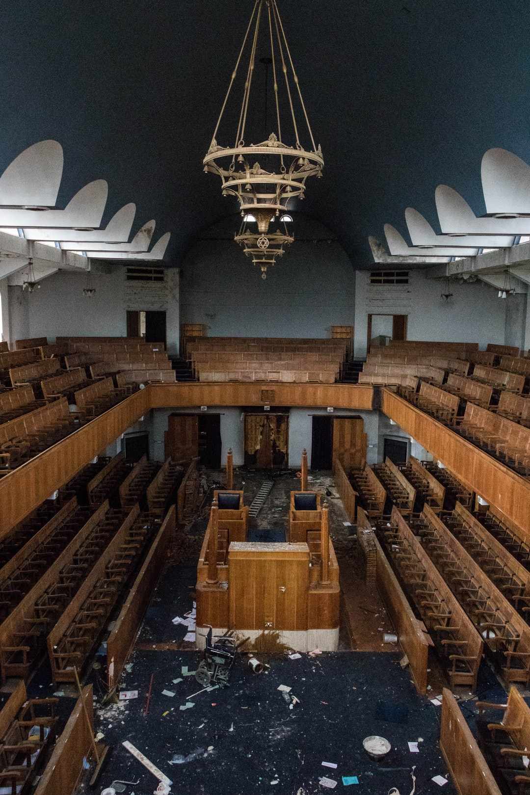 Abandoned Synagogue
