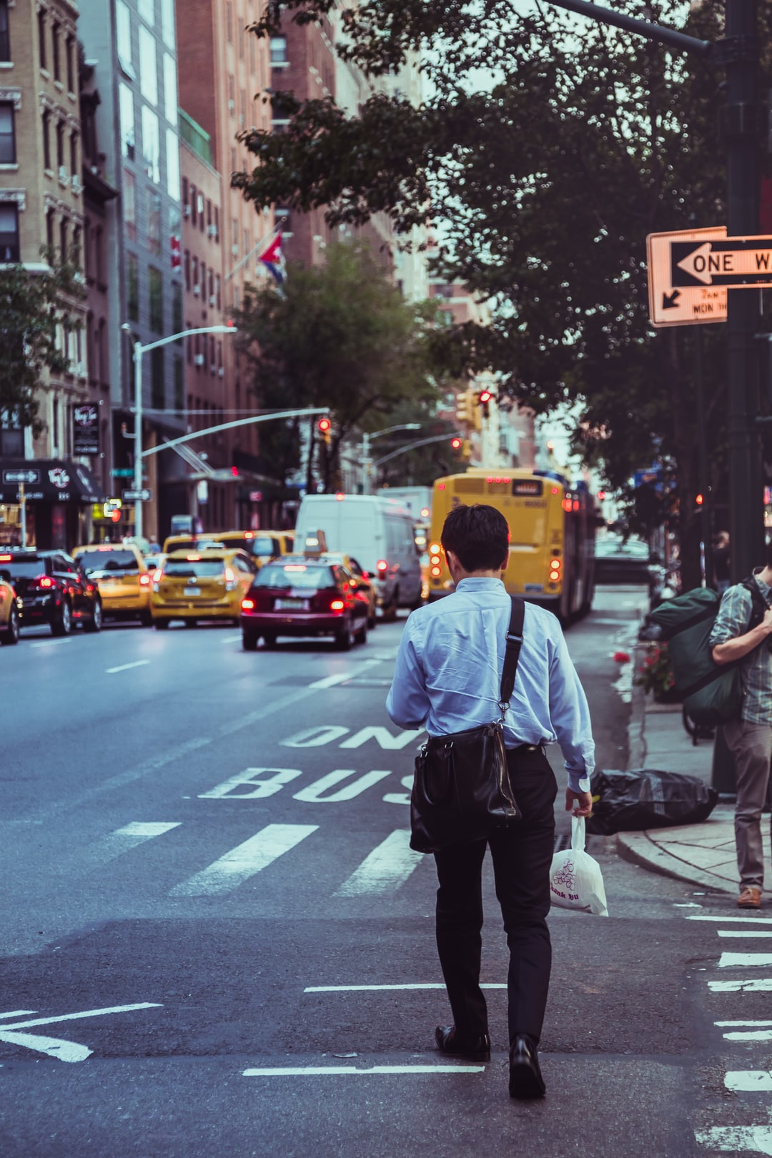 Just a flash back to New York trip last year. Trying new color grading on some skipped photos.  I like the mood.
