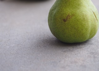 green fruit plant on table