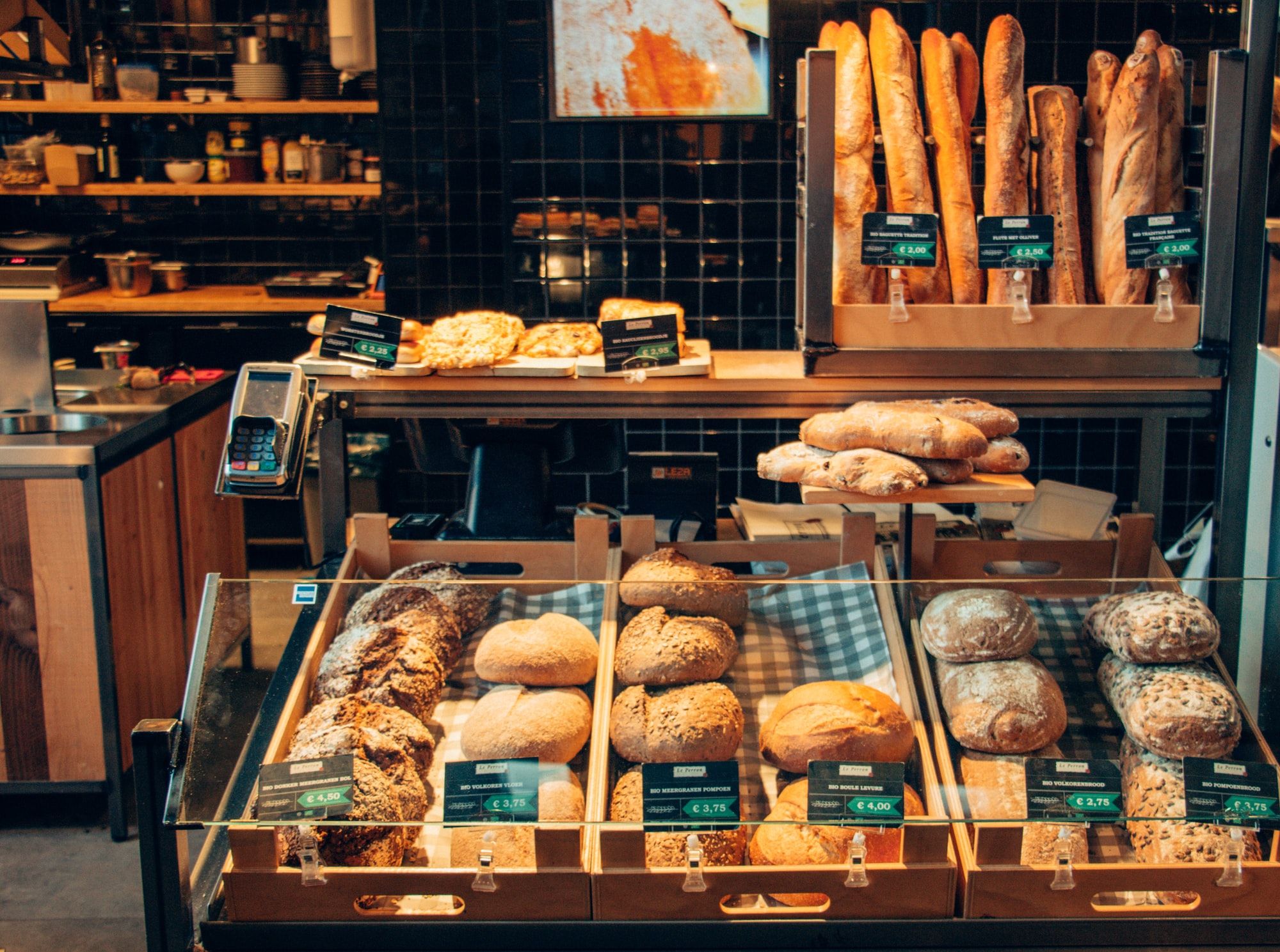 Energieeffizienz in Bäckereien