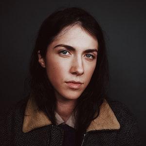 Portrait by Ethan Haddox