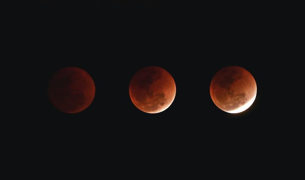 three blood moons