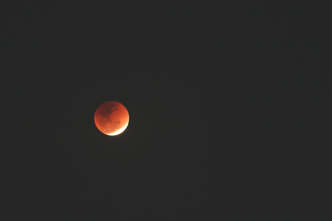 Super Blood Red Moon