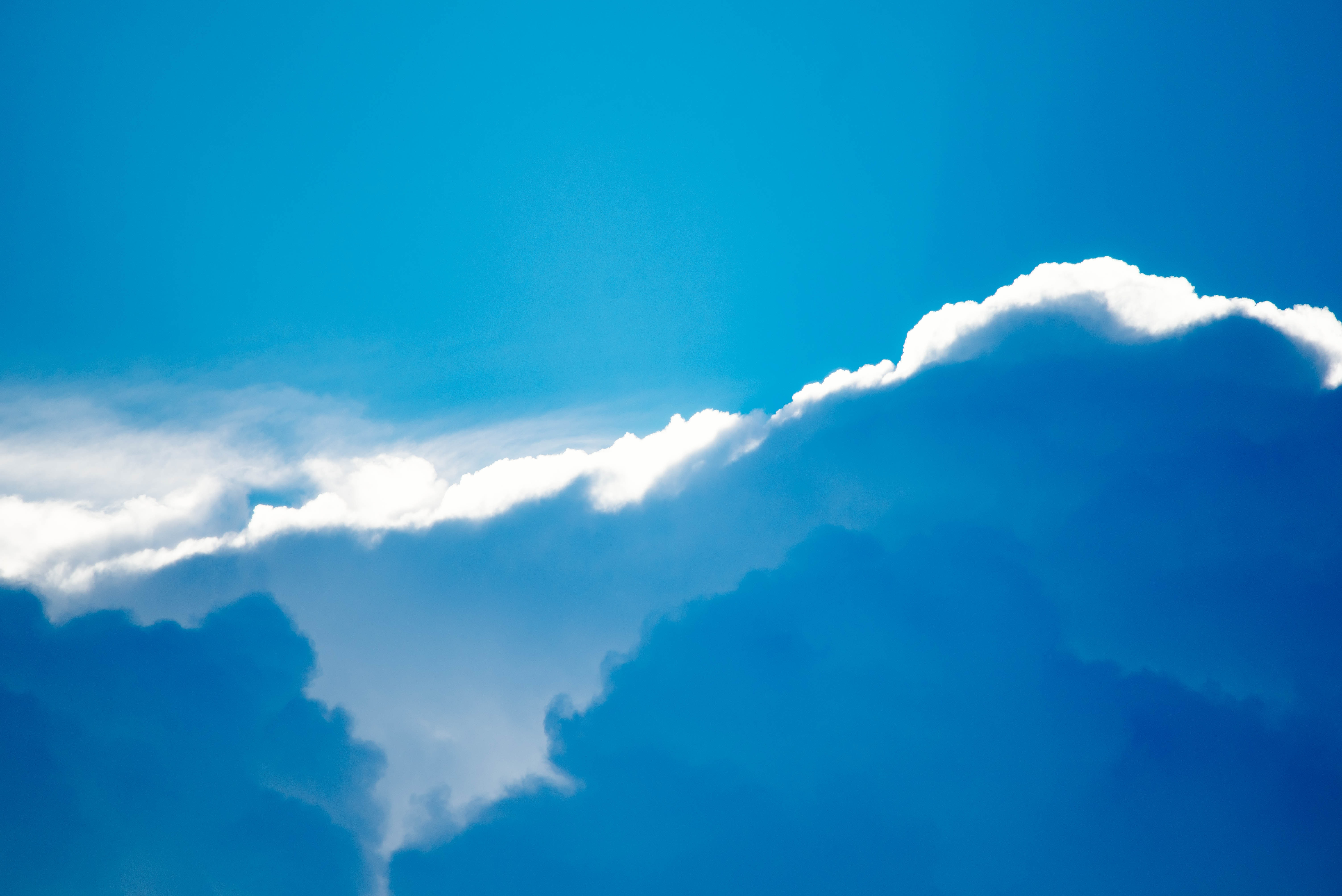 sky and clouds during daytime