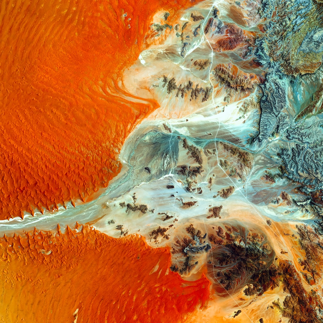 Part of my new Farther world series visible on www.mickaeltournier.com