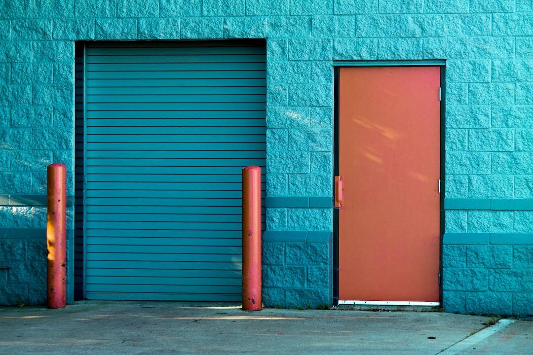 Door and Shutter