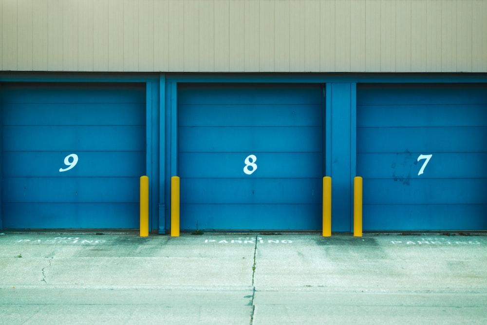 7 8 9 roller shutters