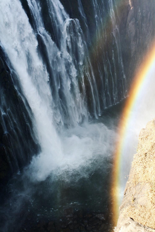 ragging waterfalls