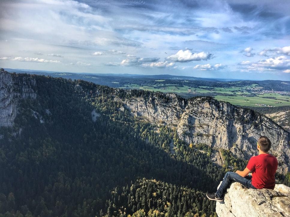 Creux Du Van, Best Hiking Places in Switzerland