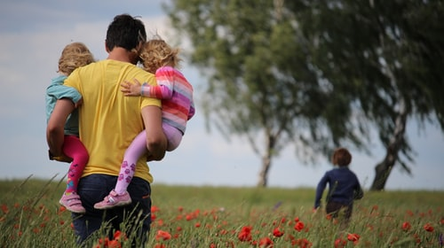 Fathers are not second hand parents