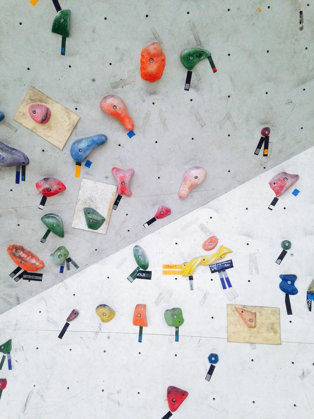 wall climbing indoor wall