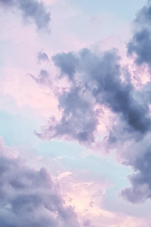 comulus clouds