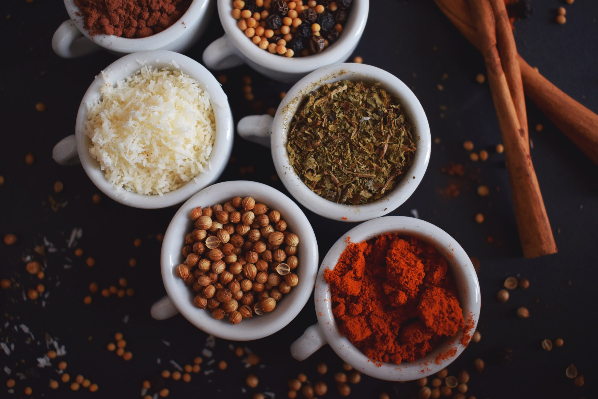 Baby Spice(s): 5 Tips for Using Spices and Herbs in Your Baby's Food