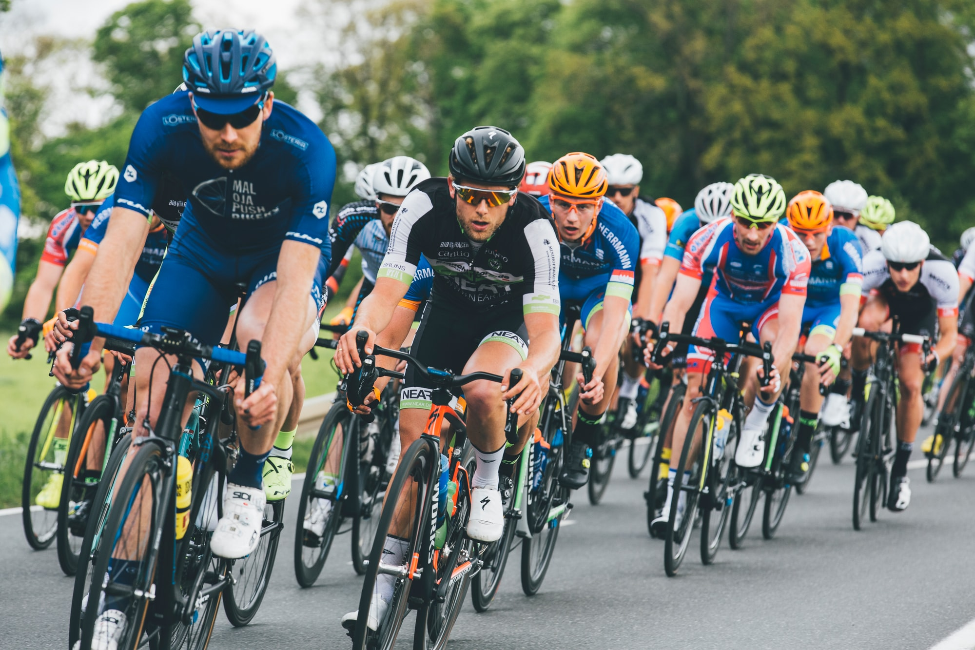 Bavarian Road Cycling Championship 2017 in Baiersdorf (Middle Franconia)