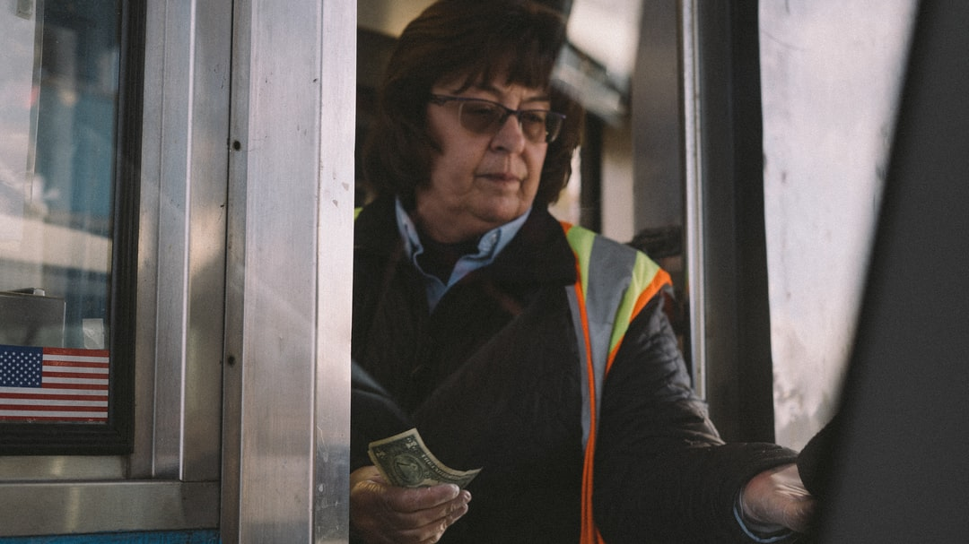 Paying tolls