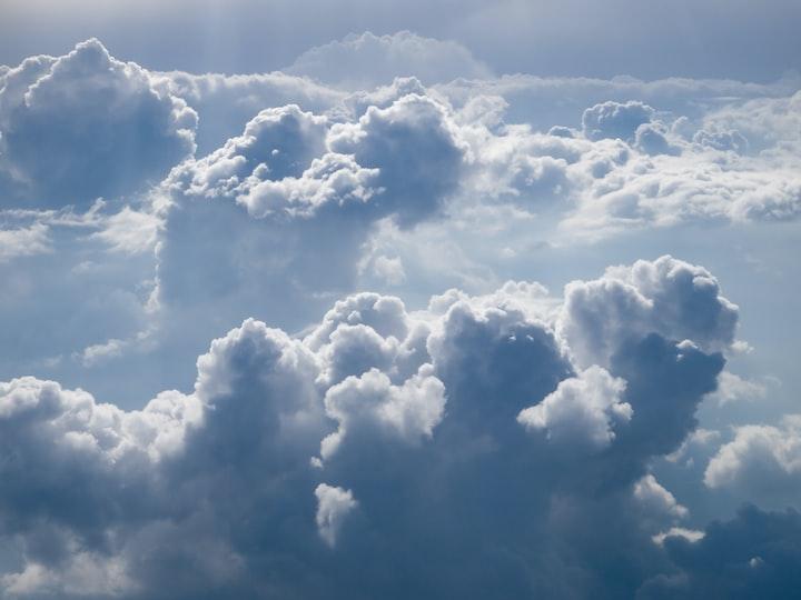 Life as a Cloud