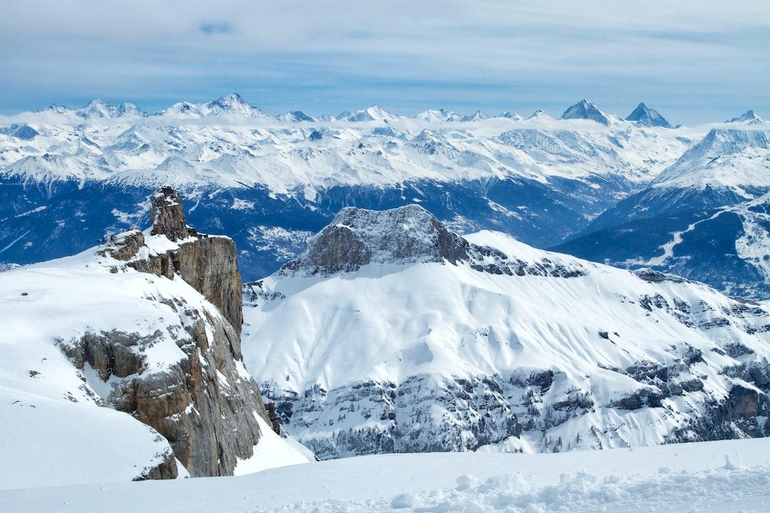 Les Diablerets, Switzerland