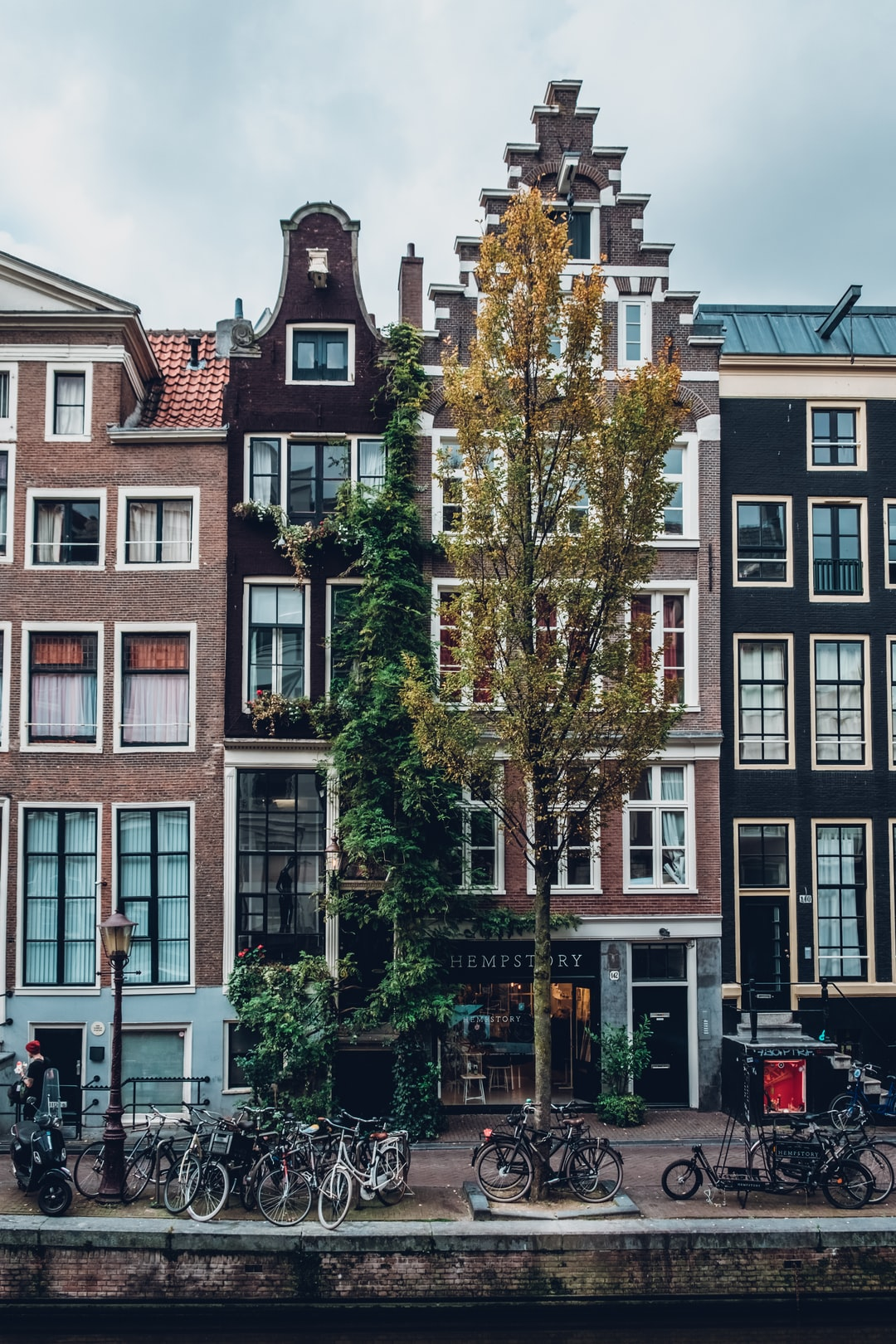 Just Another Street in Amsterdam