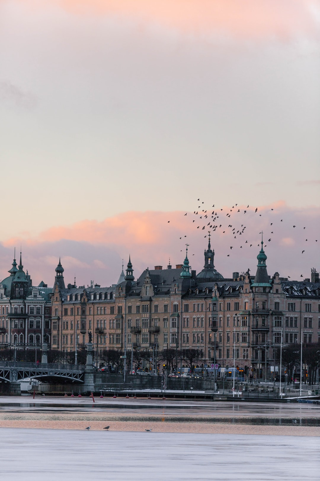 Estocolmo. Que el frío no te acobarde