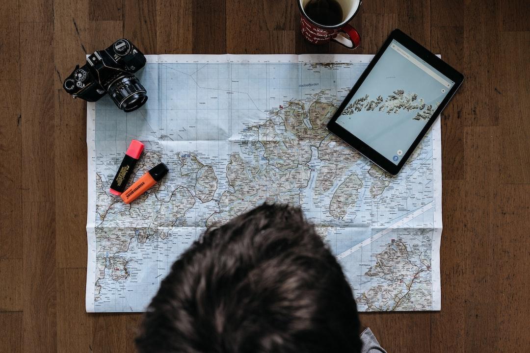 Many ways to travel