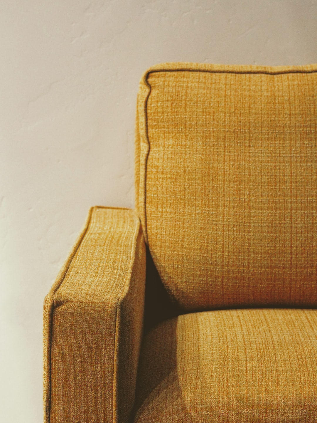 Chair of Yellow