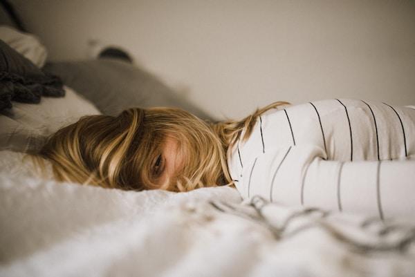 WEEKEND 'CATCH-UP SLEEP' IS A LIE