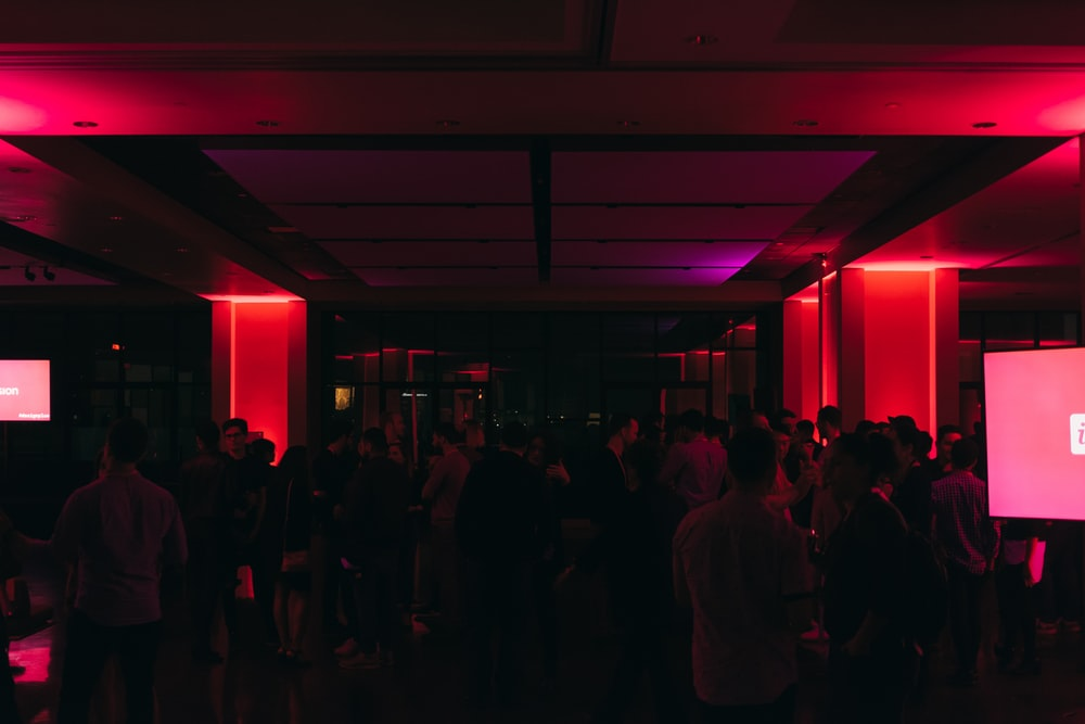 people inside club