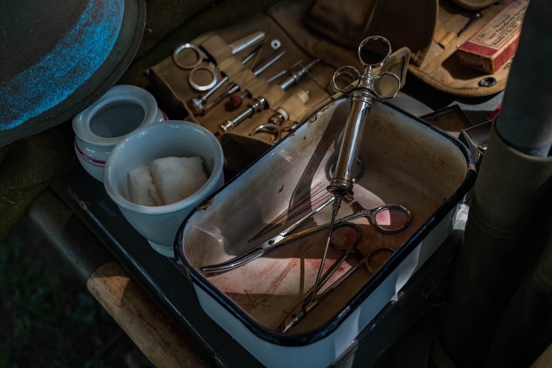 Vintage Surgical Tools