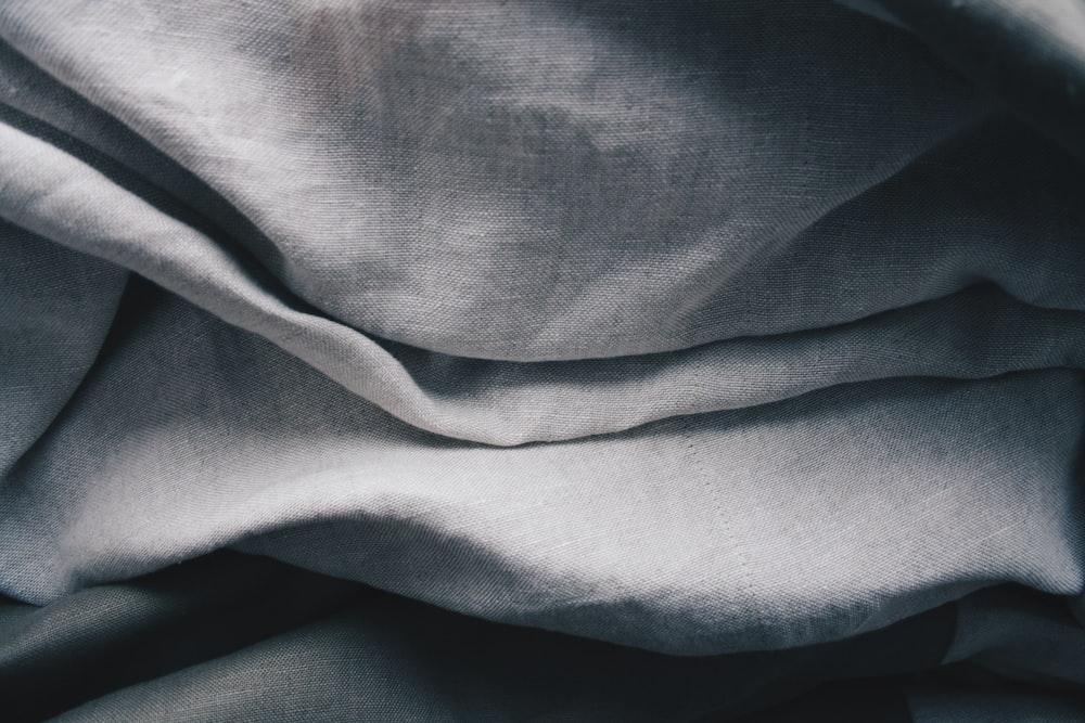 grey linen
