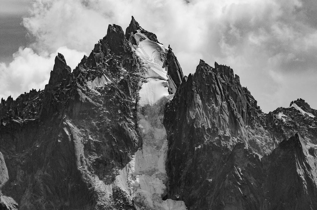 Aiguille du Grepon, Chamonix