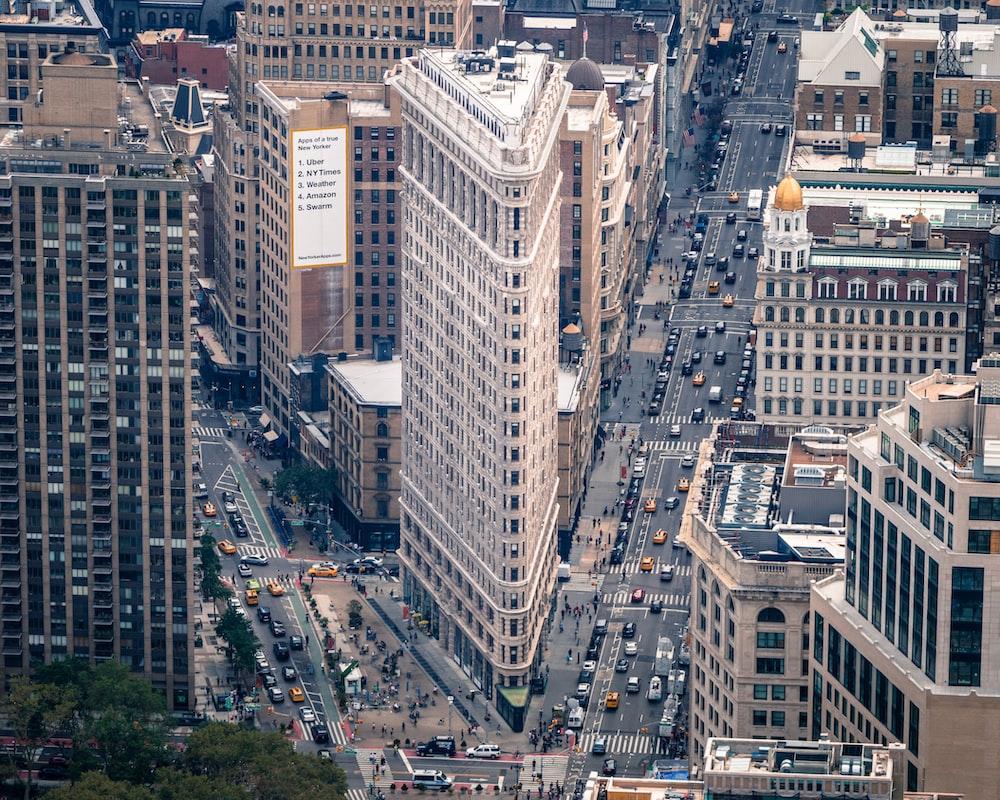 Eagle Eyes View Of Continental Hotel Photo Free New York Image On Unsplash