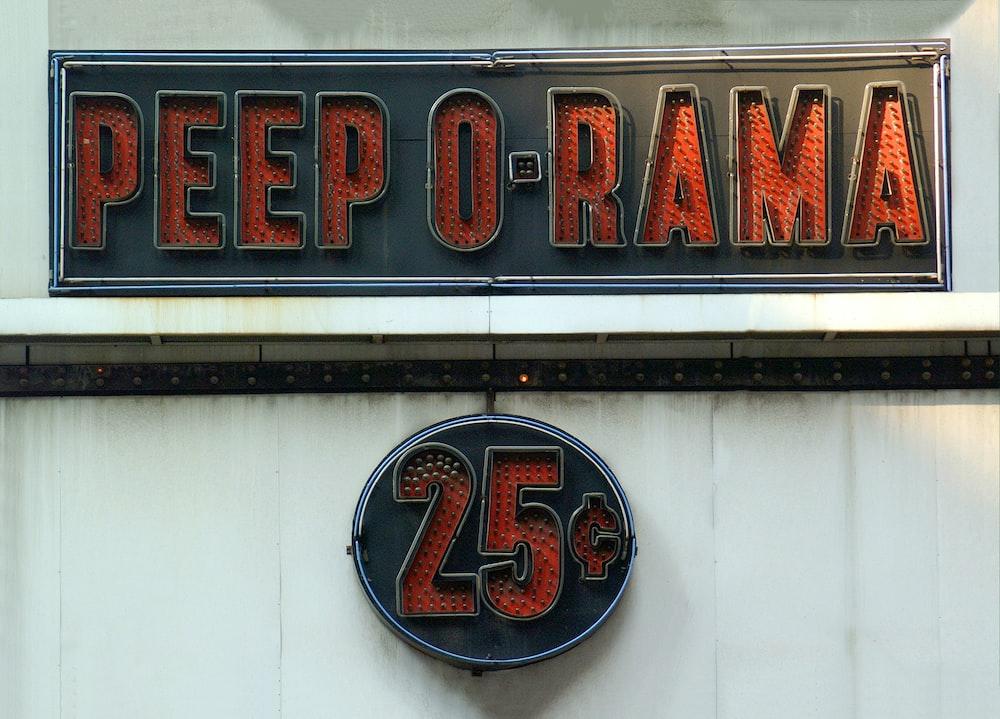 Peep o Rama