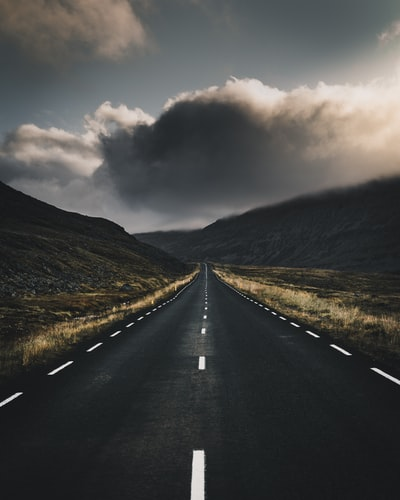 Driving around Iceland finding the loneliest roads