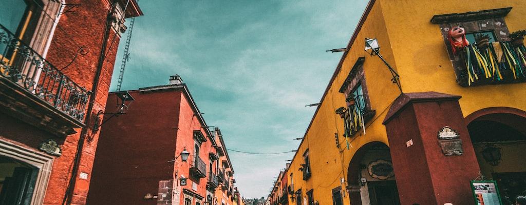 Mexico: Mexico City-Mexico Branch-Teotihuacan Pyramids-San Miguel de Allende-Guanajuato-Guadalajara-Tequila-Puerto Vallarta