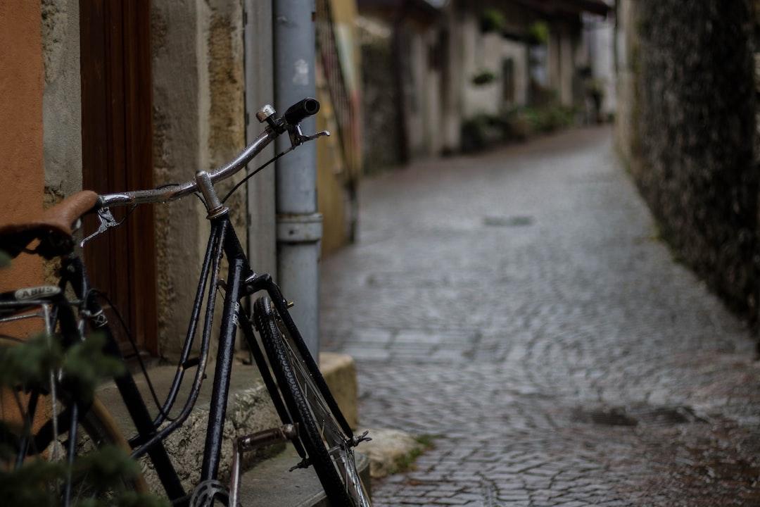 Le vélo Annécien