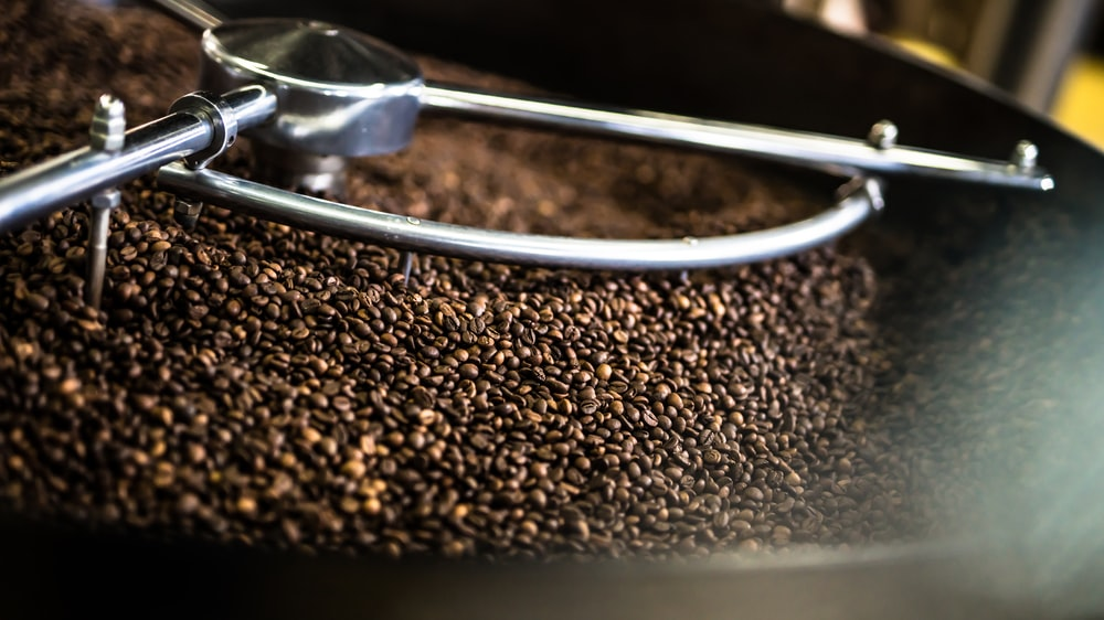 close-up photography of machine