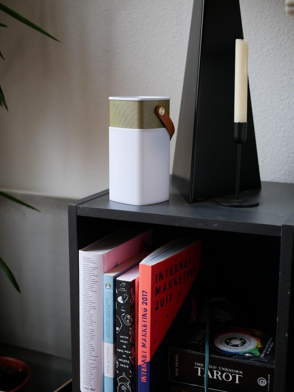 beverage bucket on table
