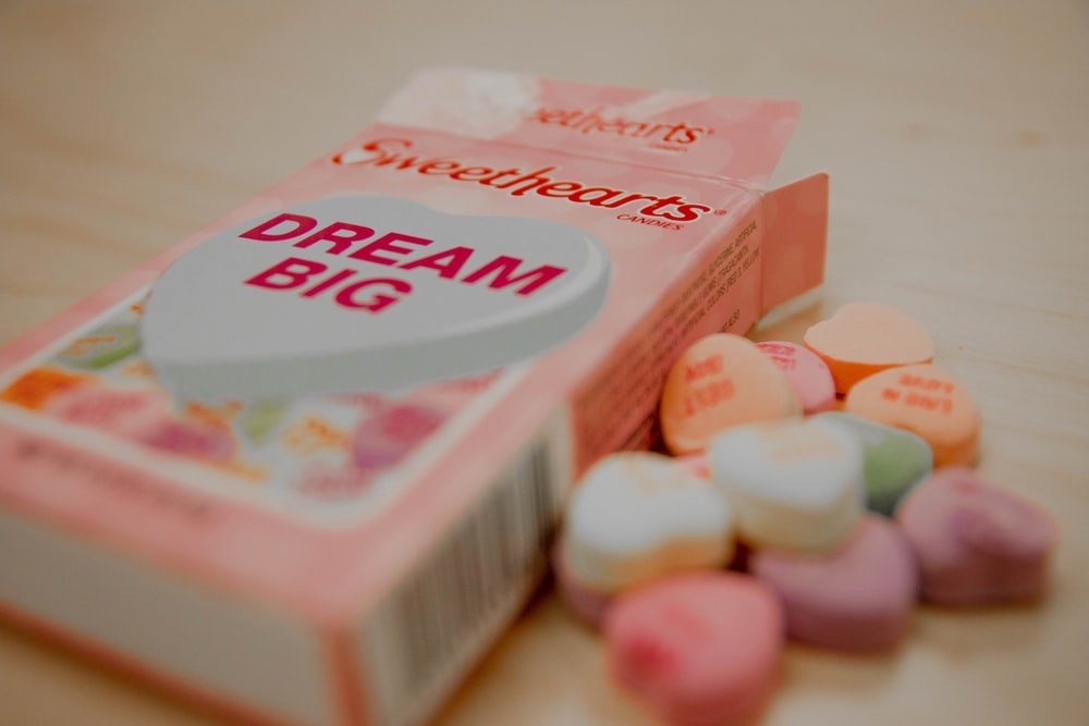 Sweethearts Dream Big box