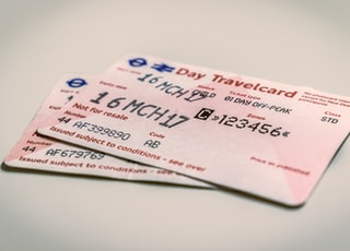 two Day Travelcards