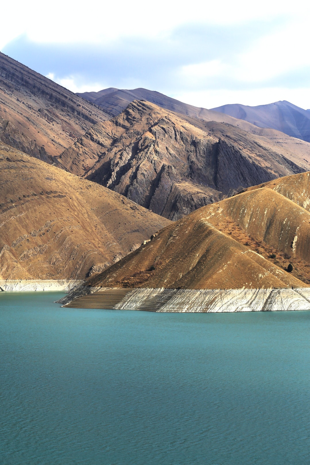 Karaj Dam, Karaj, Iran.
