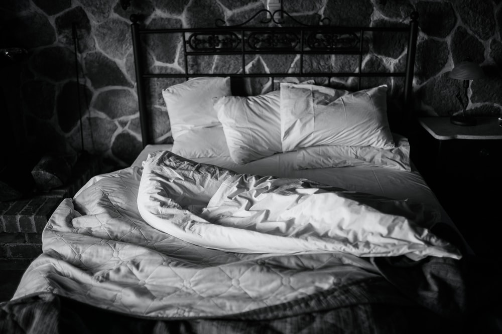Empty Bed At Night Pictures