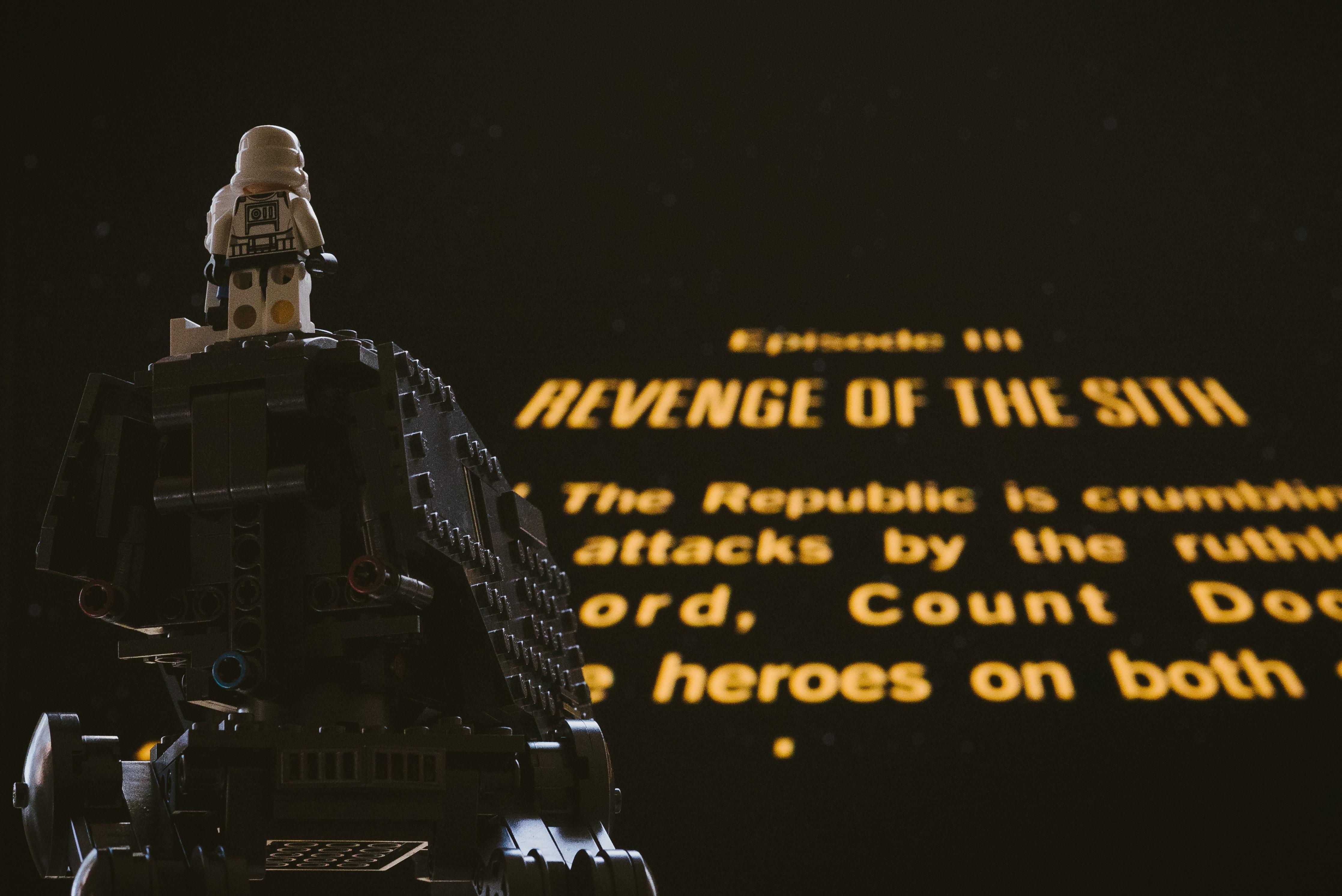 LEGO Star Wars toy
