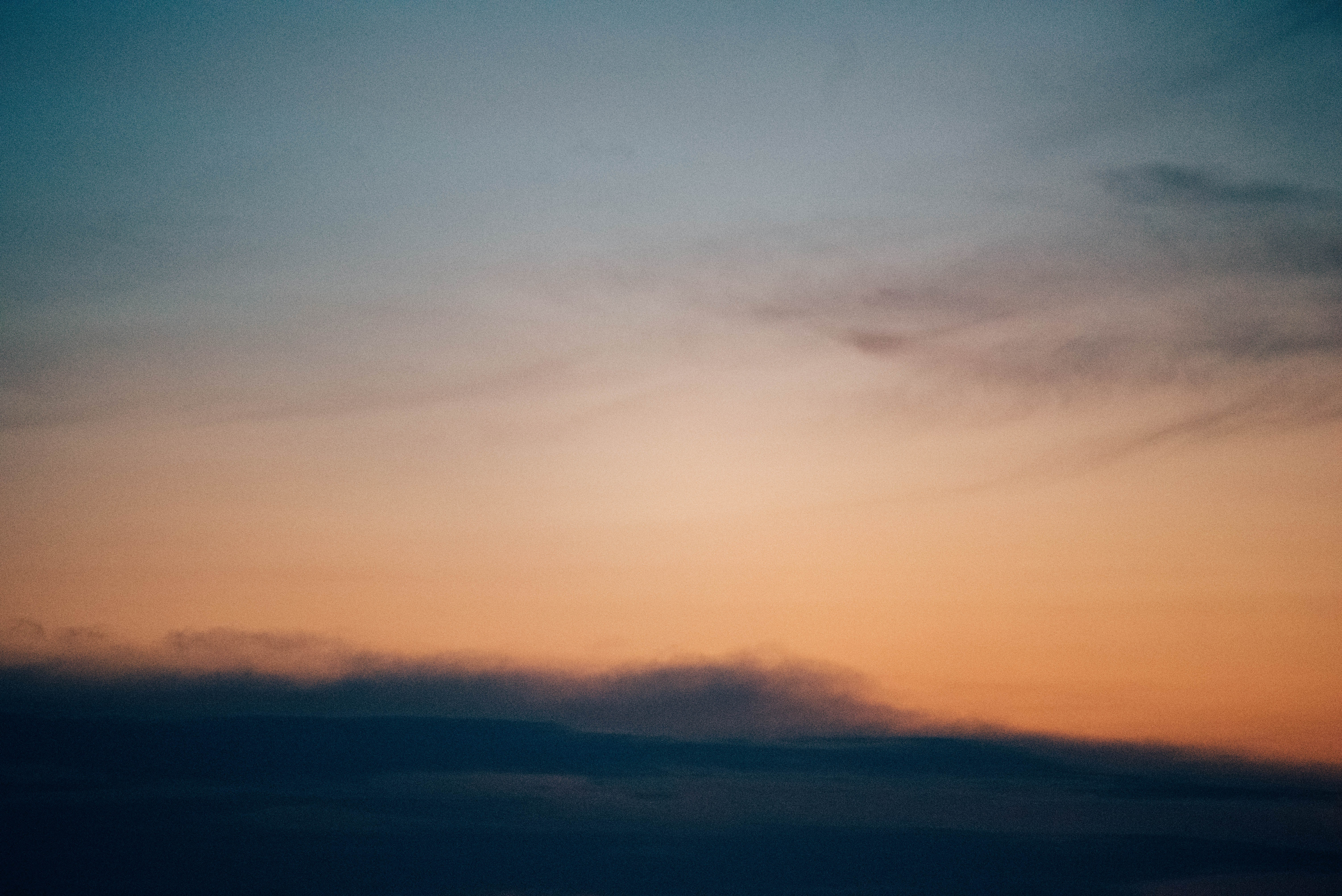 photography of sky